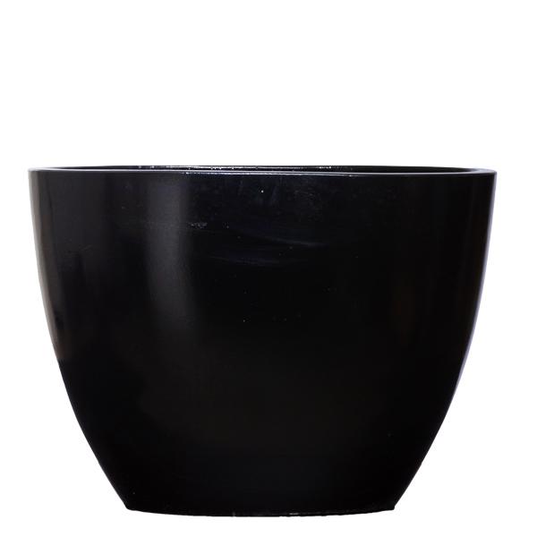 Oval Shiny Pot