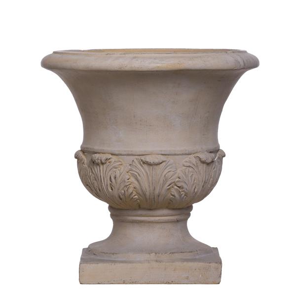Beige Classic Urn