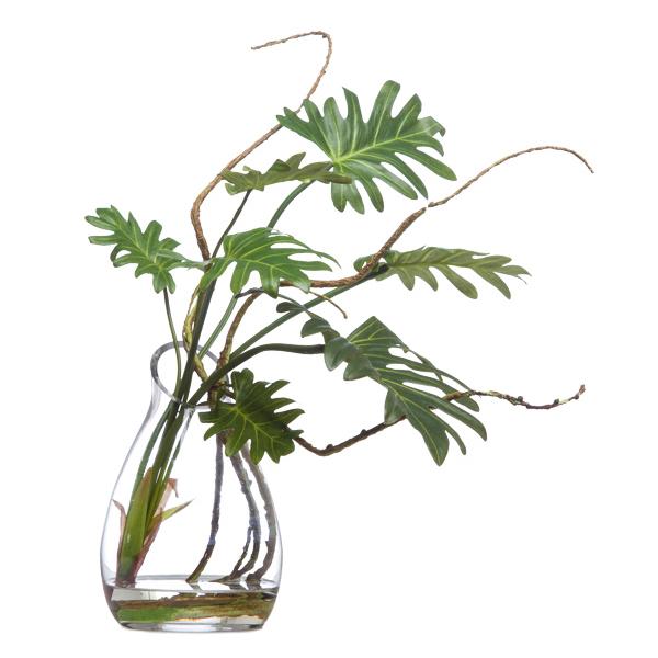 Mini Split Leaf Waterlike