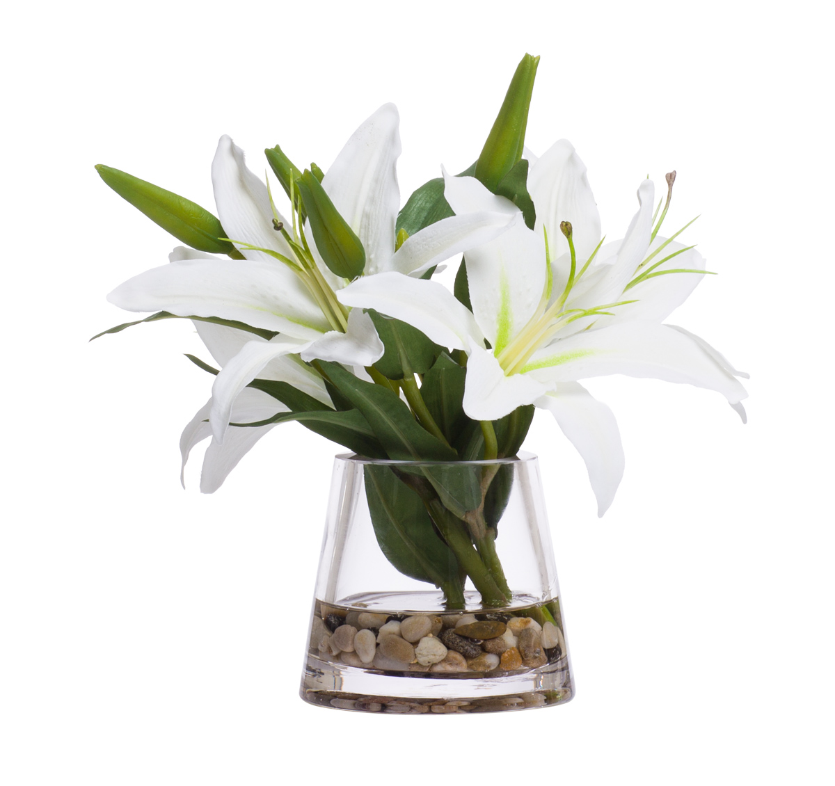 White Lillies in 4