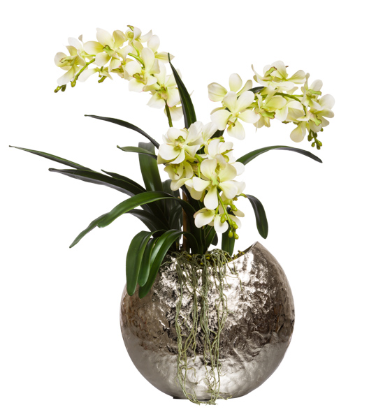 Exotics Orchids Lux Art Silks