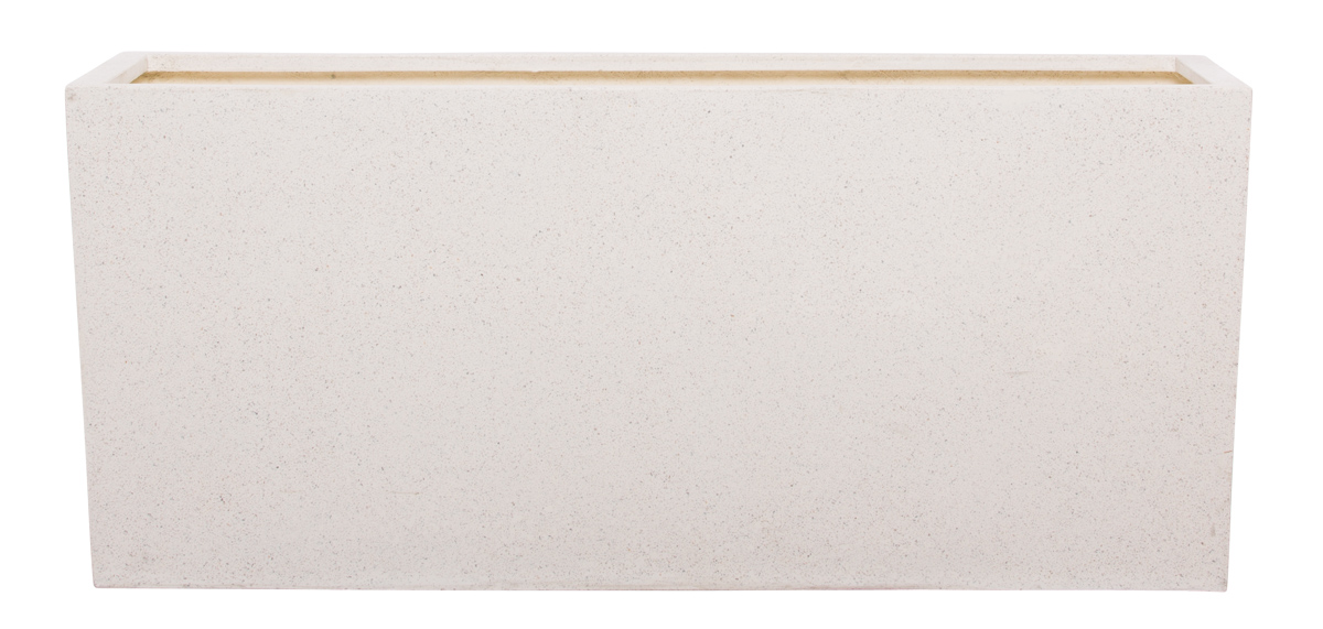 WHITE TERRAZZO RECTANGLE BOX