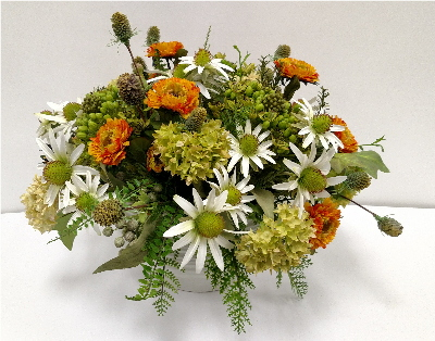 MIXED COLOR CENTERPIECE