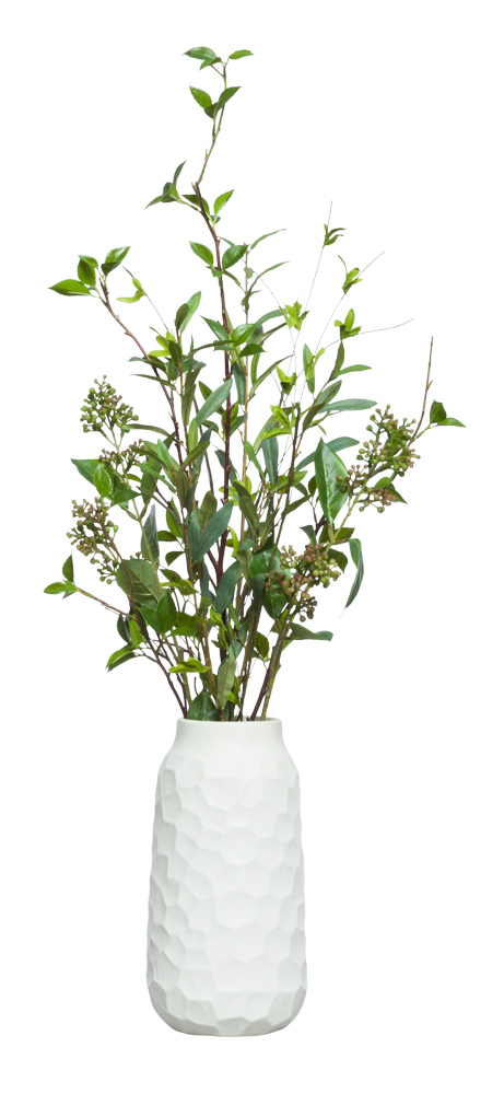ASST BRANCHES IN  WHITE POT