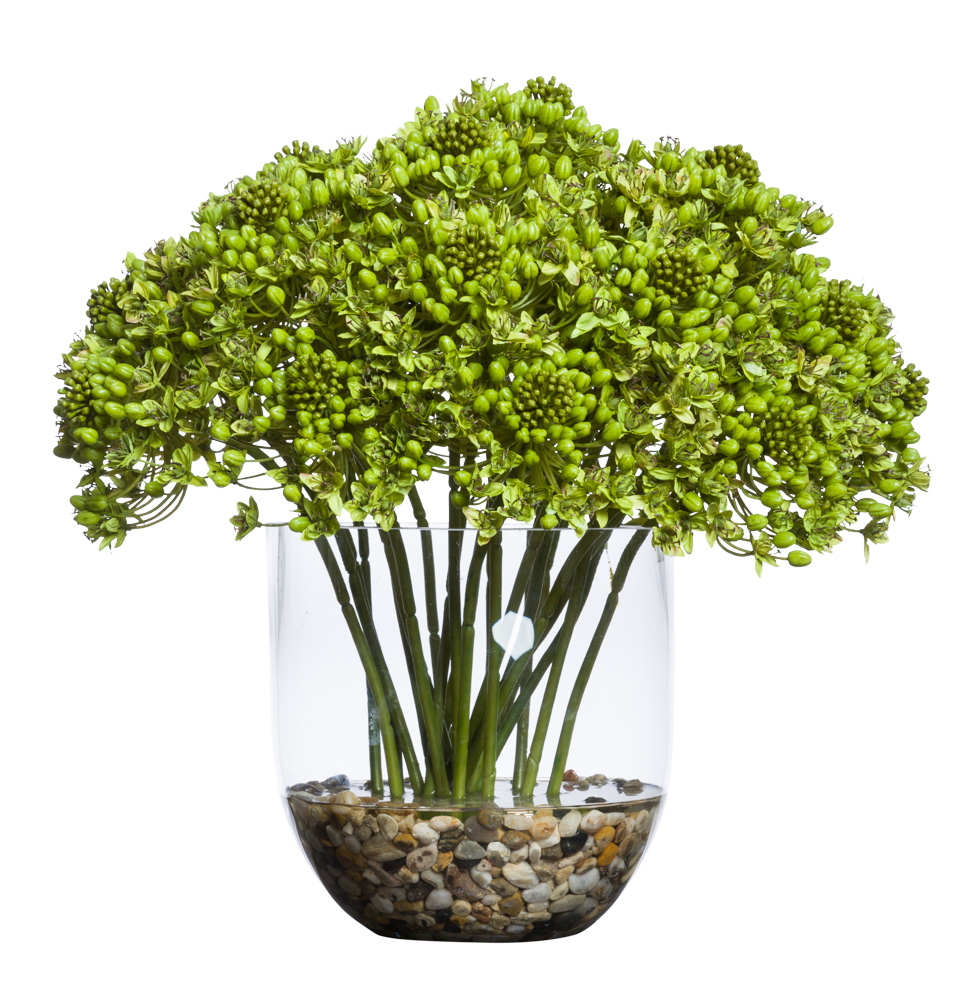GREEN AGGAPANTHUS SPRAY WATER LIKE